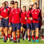 allenamenti parabiago-calcio-prima-squadra-amichevole-citta-di-samarate