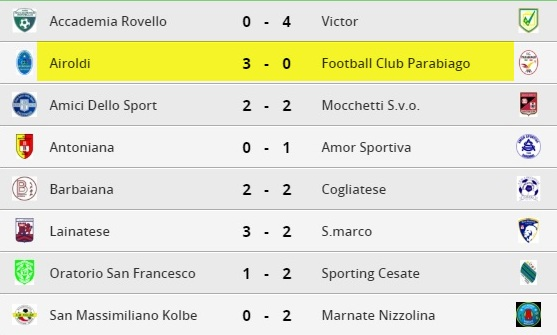 parabiago-calcio-juniores-risultati-21-giornata