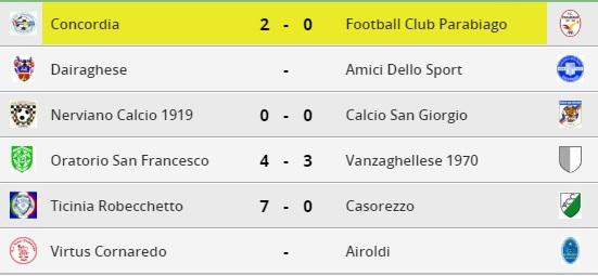 parabiago-calcio-allievi-2001-risultati-8-giornata