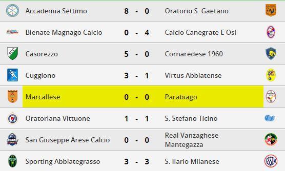 parabiago-calcio-prima-squadra-risultati-28-giornata