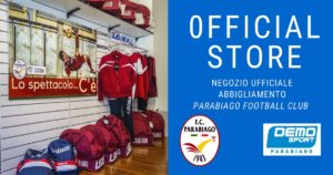 parabiago-calcio-official-store