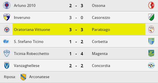 parabiago-calcio-under-16-risultati-2-giornata