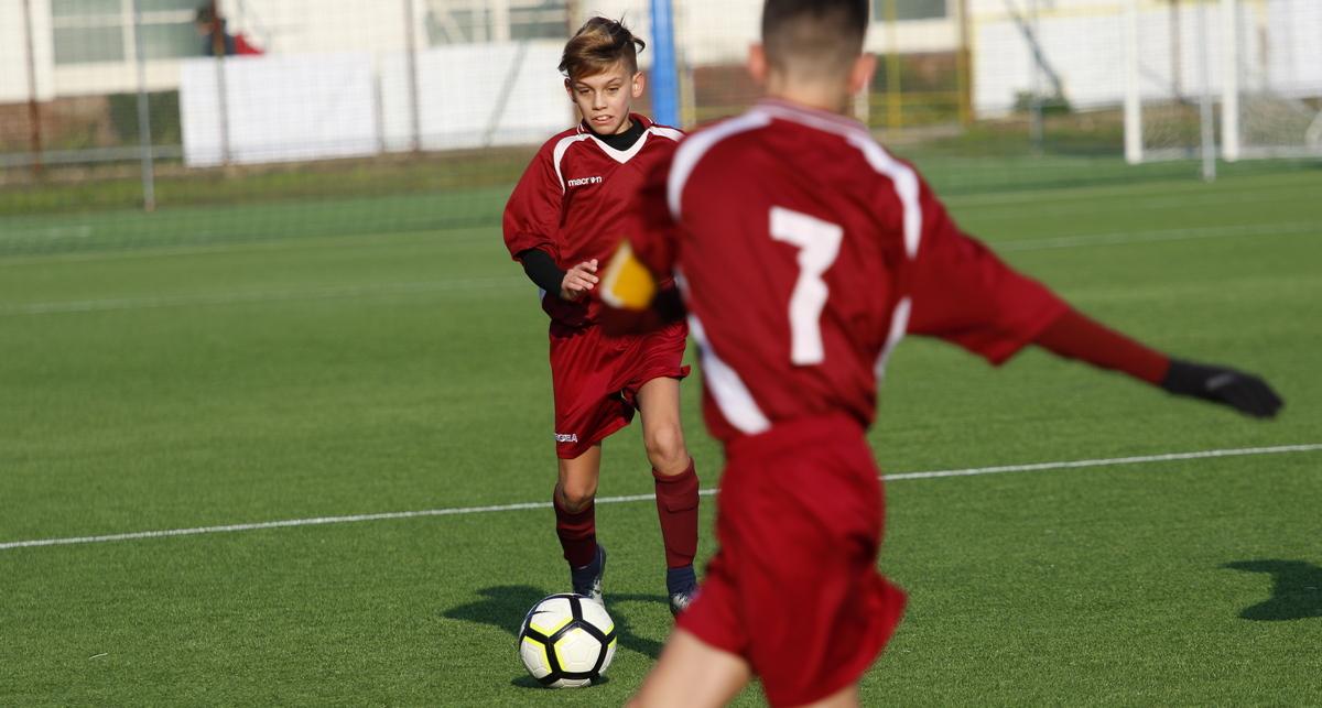 Christian Pastano Under 14 Parabiago