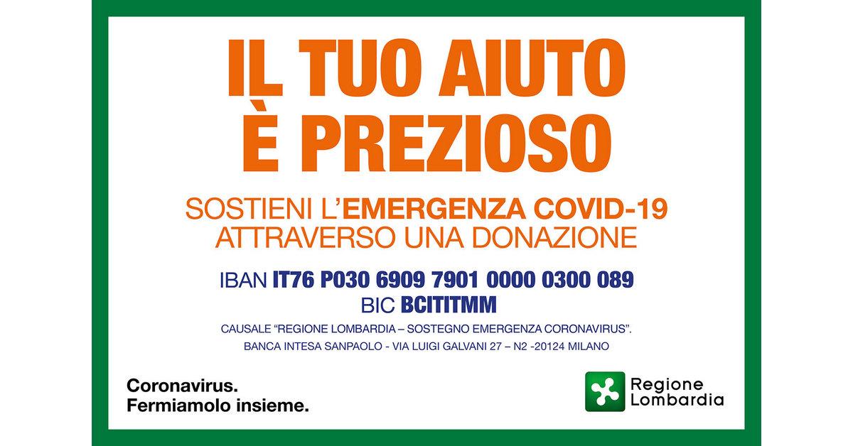 Sostegno Emergenza Covid-19.