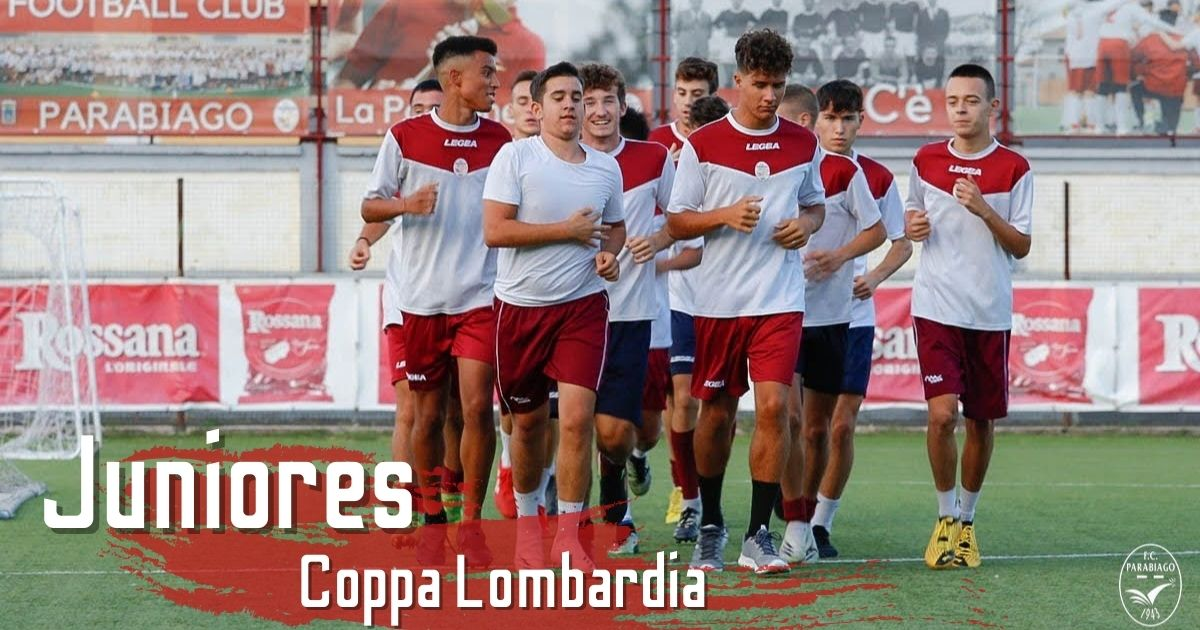 Juniores Coppa Lombardia 2^Turno