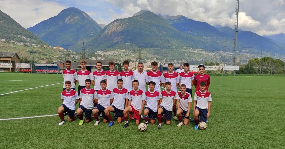 Juniores in Valtellina